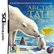 NDS: ARCTIC TALE (NATIONAL GEOGRAPHIC) (GAME)